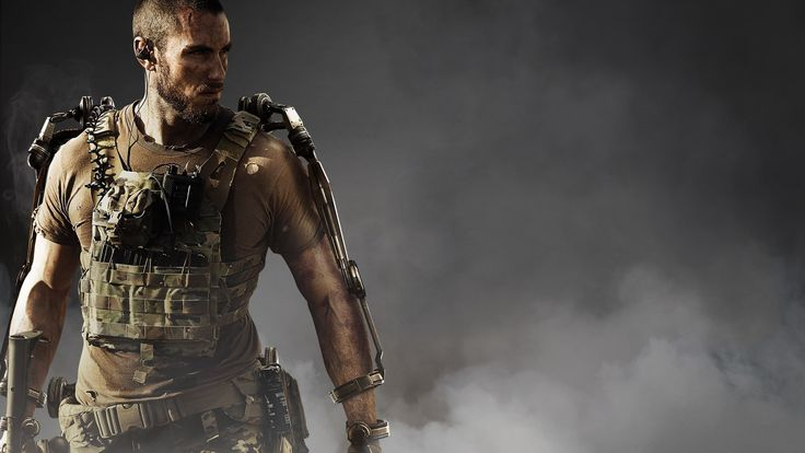 Call Of Duty Advanced (3840x2160) Gaming wallpapers
