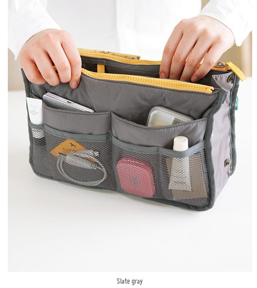 MochiThings' Dual-Purse Organizer