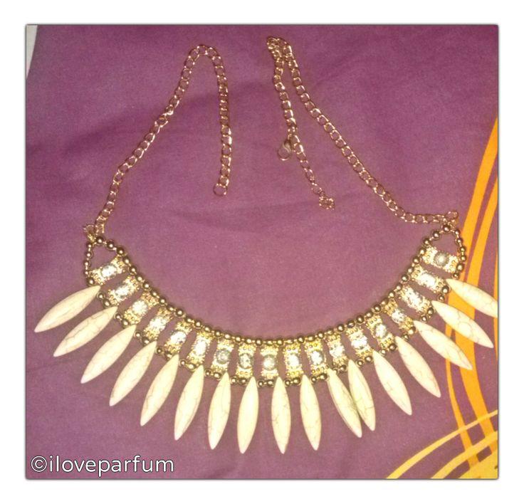 #shopping #sammydress #necklaces #outfit #handmade #iloveparfum #parfumblog http://iloveparfum.altervista.org/sammydress/