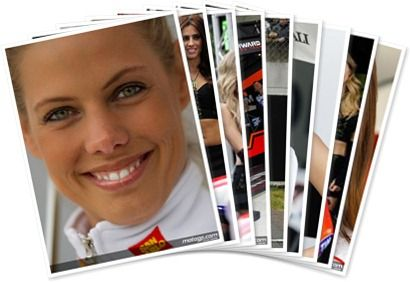 Paddock Girls France 2012 (c) MotoGP.com, Crash.netGirls Generation, France 2012, Paddock Girls, Girls France