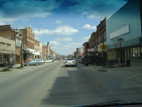 webster city iowa street scenes pinterest
