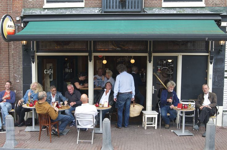 Sidewalk Sippers photo | 23 Photos Of Amsterdam