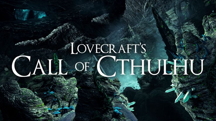 """The masterpieces """"The Call of Cthulhu"""" & """"The Shadow Over Innsmouth"""" brought to life for the very first time together!"""