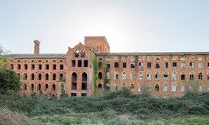 Tonedale Mills, Wellington, Somerset, is just one of the many buildings on the Up My Street list looking for a new owner.