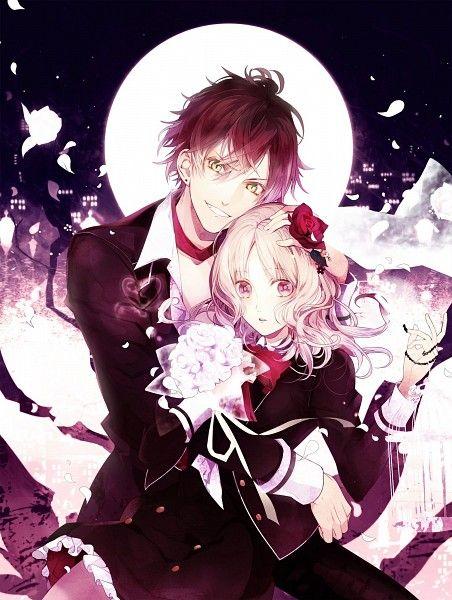 Tags: Anime, Official Art, Satoi, Diabolik Lovers ~Haunted dark bridal~, Sakamaki Ayato