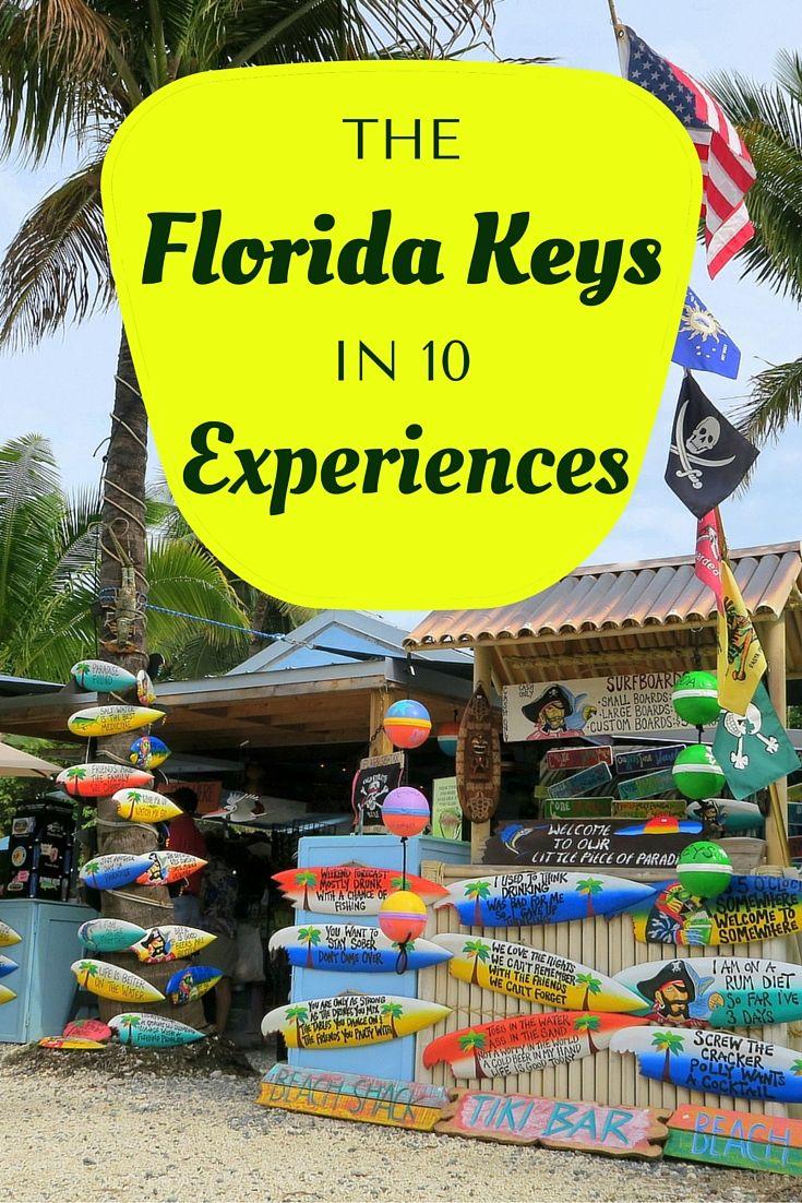 Travel Florida Keys for 'backpackers'