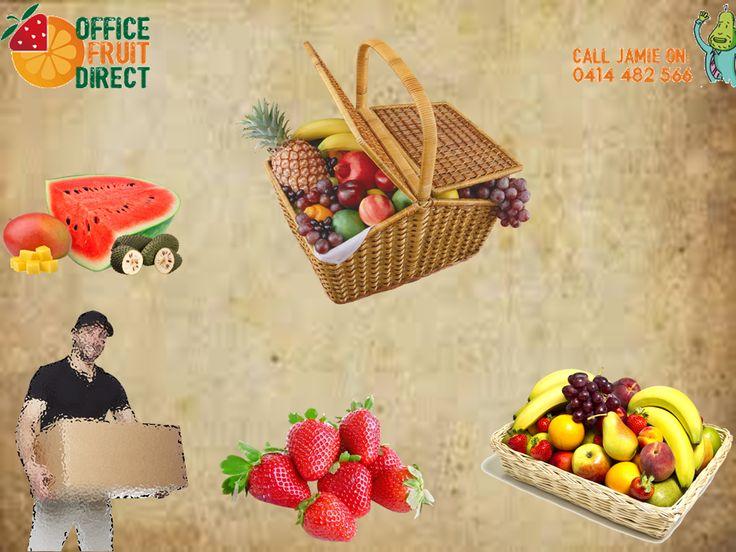 #Fruit #Basket #Hamper #Melbourne