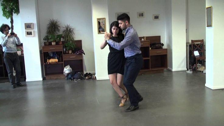 Sebastián Jimenez & Maria Inés Bogado, Sacadas and Baridas 2014