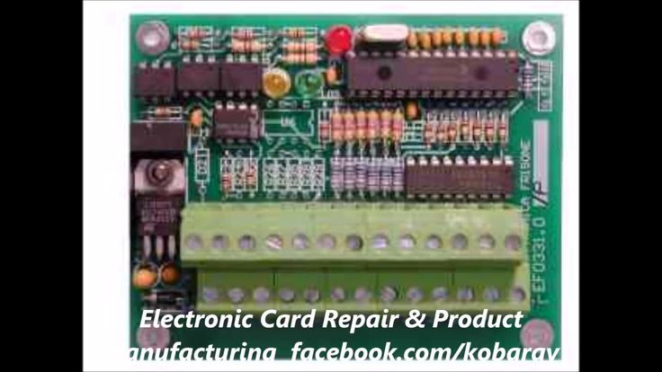 Electronic Card Repair & Product Europe Manufacturing istanbul in  Dial....