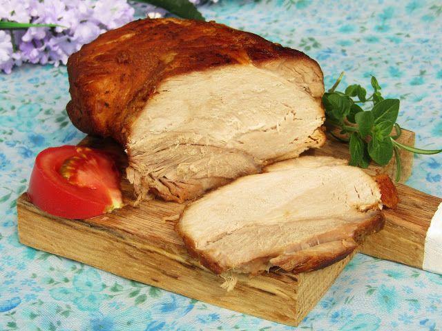 Tradycyjna kuchnia Kasi: Czosnkowa szynka z rękawa