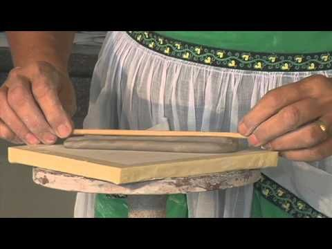 Pottery Video of the Week: A Super Easy Way to Get the Pulled Handle Look Without Pulling the Handle | Ceramic Arts Daily
