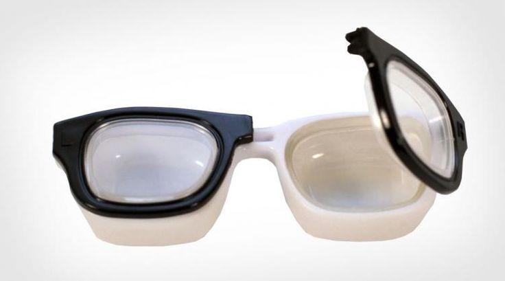 My Glasses Frames Are Peeling : Oltre 1000 idee su Custodie Per Lenti A Contatto su ...