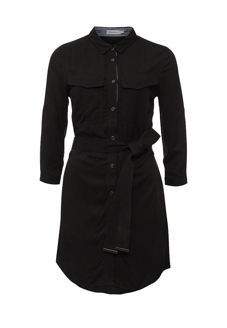 Женская одежда платье Calvin Klein Jeans за 8 760 руб. в интернет-магазине Lamoda.ru