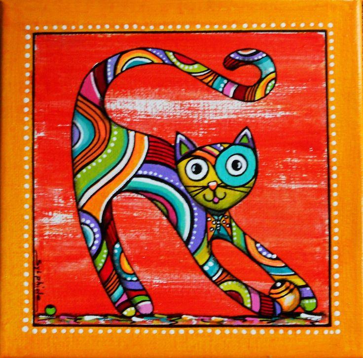 1000 id es sur le th me peinture sur toile pour enfants sur pinterest peint - Toiles decoratives murales ...