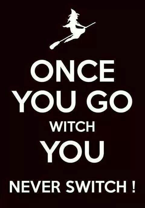 Go Witch