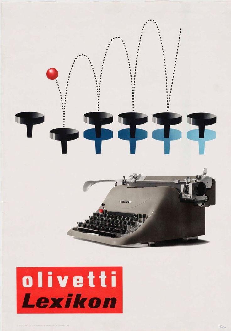 Olivetti - Giovanni Pintori