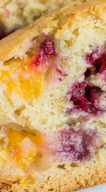 Raspberry Apricot Bread