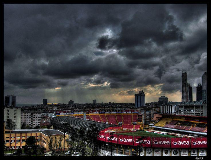 Ali Sami Yen Stadı :(