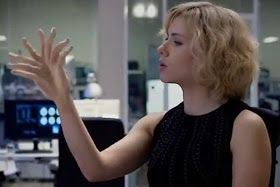 Movie Review: 'Lucy', Starring Scarlett Johansson and Morgan Freeman
