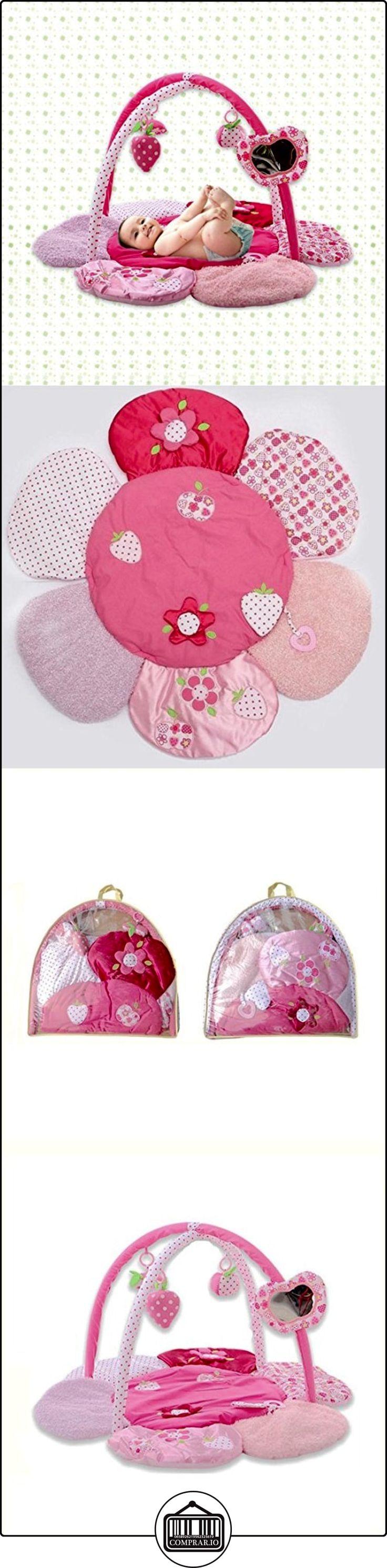 """'szsy Manta """"ZOO Animales con arco Centro de juegos sonidos y música rosa rosa  ✿ Regalos para recién nacidos - Bebes ✿ ▬► Ver oferta: http://comprar.io/goto/B01HMUQ2WA"""