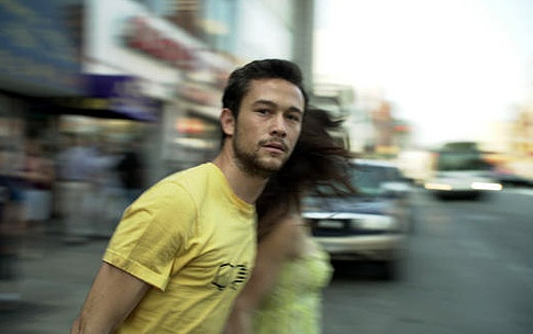 """Joseph Gordon-Levitt and Lynn Collins portray the characters of Bobby and Kate in the movie """"Uncertainty""""........"""