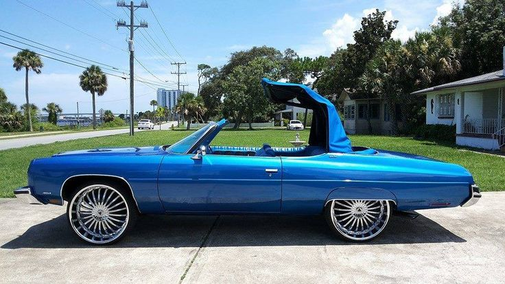 Big rims custom wheels page 18 of 384 only cars with - Custom box chevy caprice interior ...