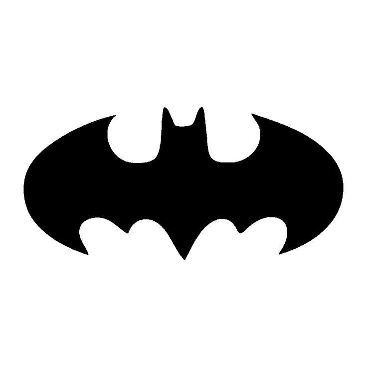 How to screen print your own batman t shirt batman logo for Batman fairy door