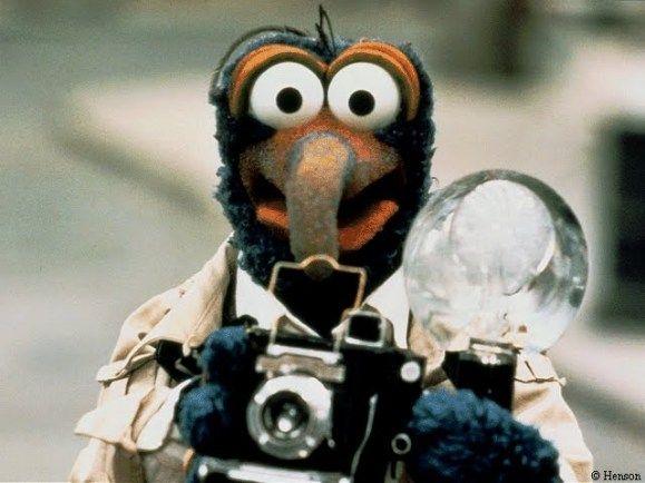 Gonzo - camera