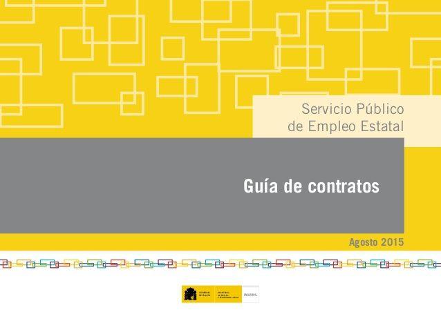 GOBIERNO DE ESPAÑA MINISTERIO DE EMPLEO Y SEGURIDAD SOCIAL DE EMPLEO ESTATAL SERVICIO PÚBLICO Servicio Público de Empleo E...