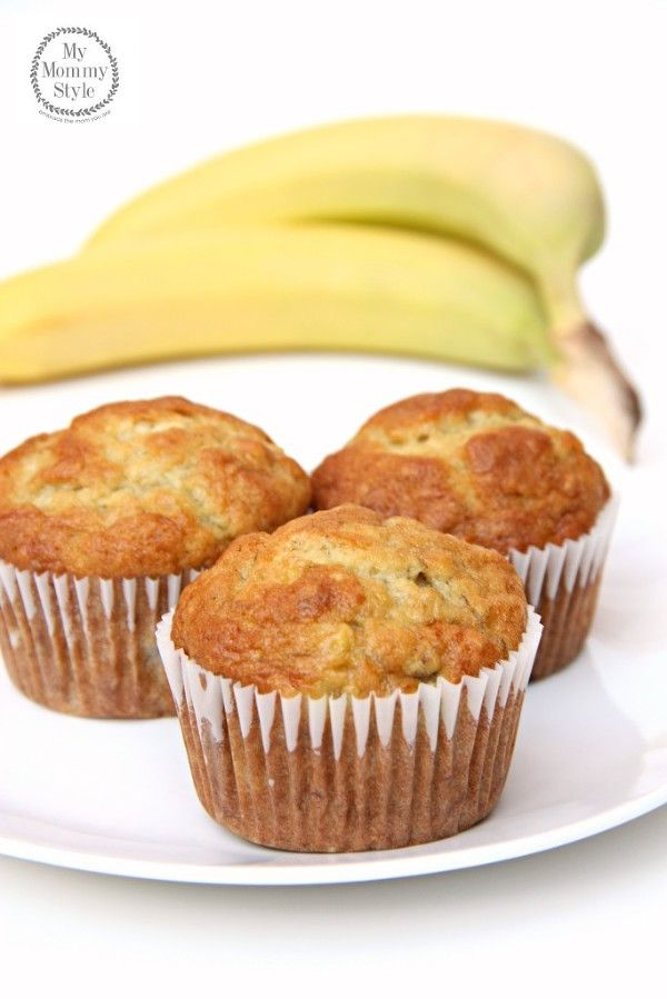 The best banana muffin recipe and kitchen aid giveaway!!