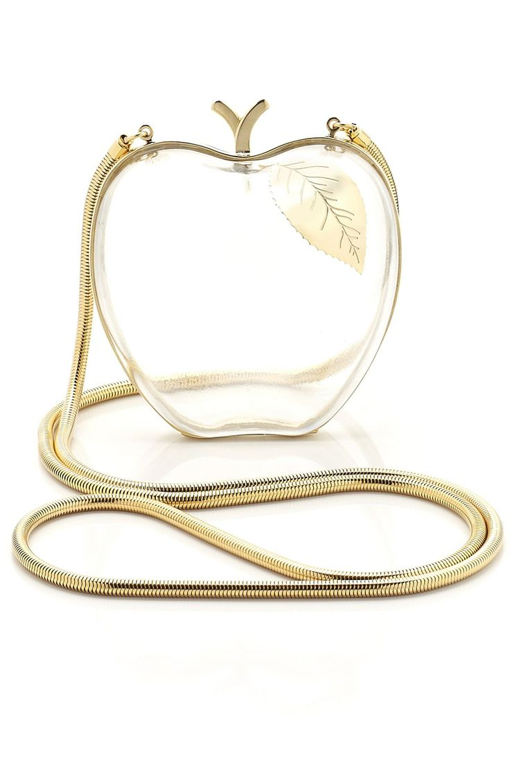 "Lena Erziak: What says ""I love you"" more than an apple-shaped bag? Time to start sending this link to loved ones. http://www.vogue.co.uk/accessories/news/2013/10/best-bags/gallery/1073998"