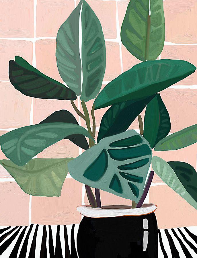pot plant no. 2 – Ophelia Pang