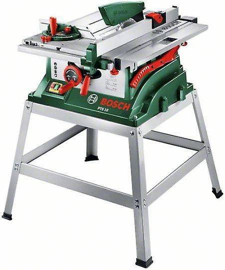 Bosch Bosch Table Saw PTS 10 with sub-frame (DIY , Tools , Power Tools , Saws) | Fruugo