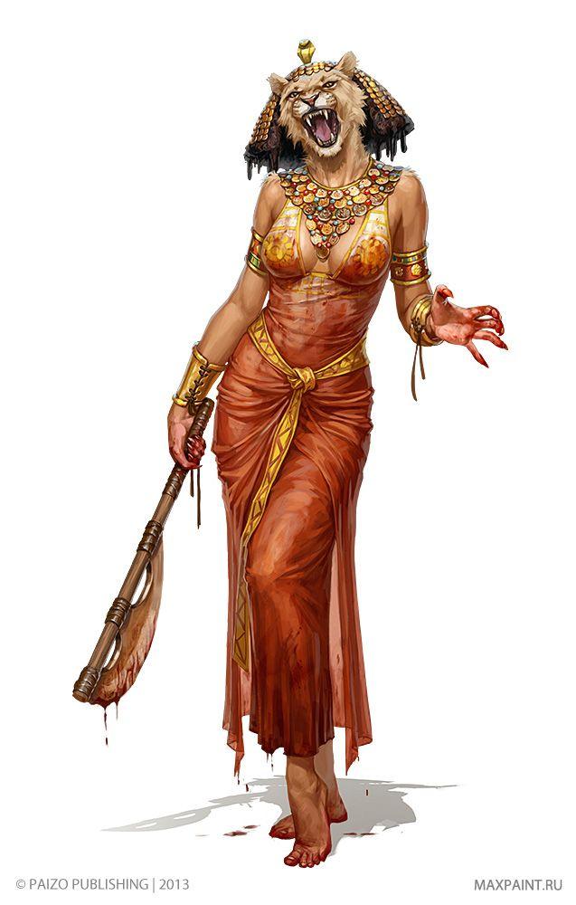 Sekhmet - Deusa Egípcia                                                       …