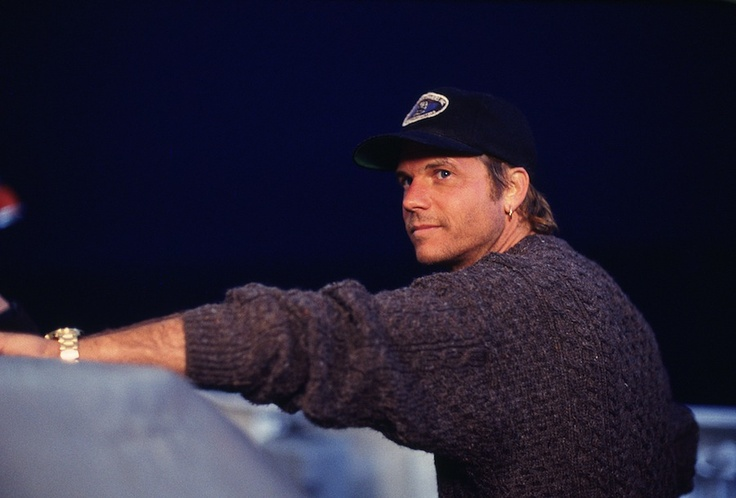 Bill Paxton, I officially can brag to all my fellow acquaintances that I met you!