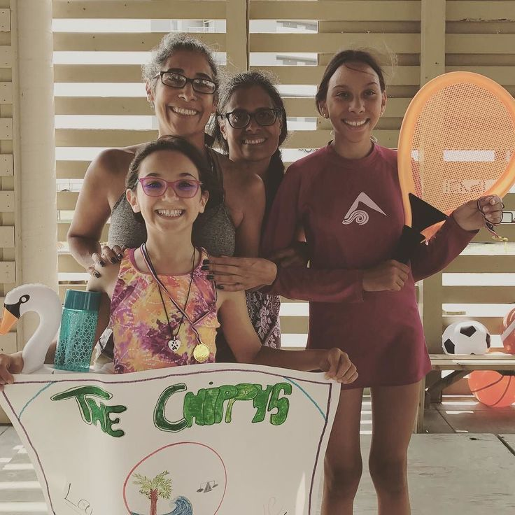 CONGRATS to the Chippy Family for participating and winning our second Family Olympics of the summer yesterday afternoon! Keep an eye out for next summer's dates!