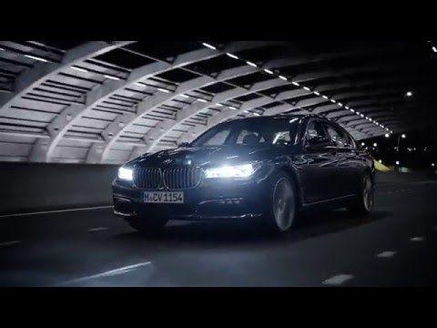 April 11 2016: BMW 7 Series: Laserlight.