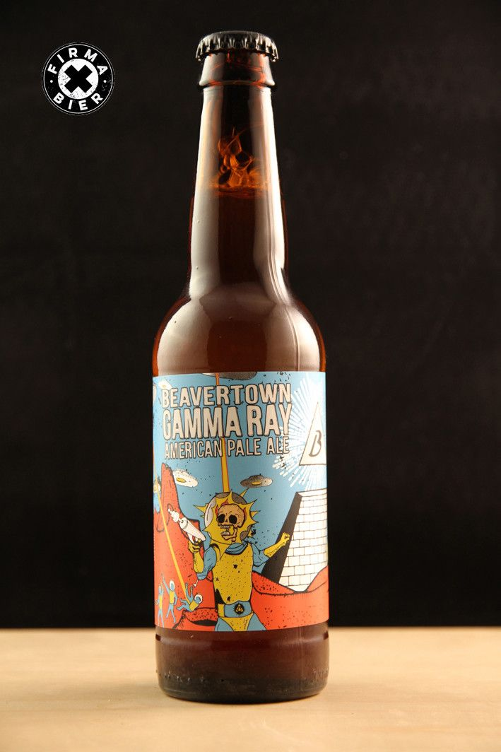 Beavertown Gamma Ray – FIRMA BIER