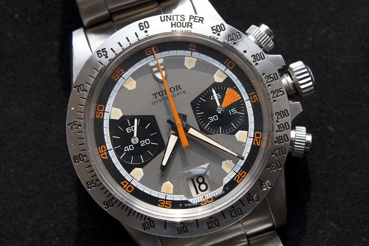 1971 Tudor Chronograph Ref. 7032 Monte Carlo. Working on this watch right now.