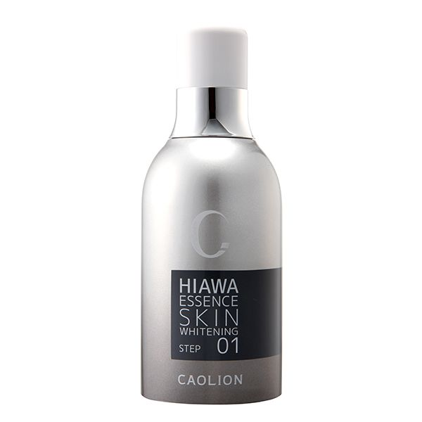 HIAWA Whitening Snow Essence Toner Diminishes imperfections  and provides significant hydration (Whitens + Reduces Wrinkles) #caolion #cosmetics #wrinkl;ecare #snowwhite #white #brighten #bright #winter #silver #skincare #facial #toner #beauty #카오리온 #화장품 #뷰티 #화이트 #백설공주 #실버 #은 #은색 #겨울 #미백 #데일리