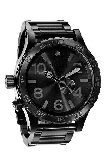 Nixon Watch..I want it!