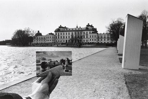 Ken Josephson. Drottningholm, Sweden. 1967