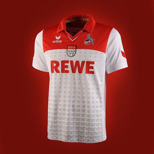 1. FC Köln 2013-14 Special Karneval Kit Unveiled - Footy Headlines