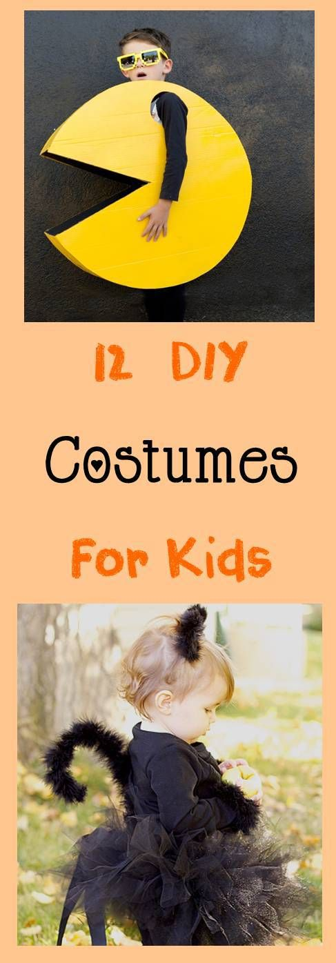 Make these 12 awesome Halloween costumes