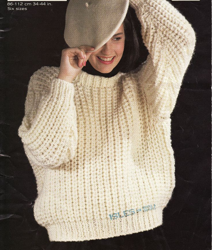 Knitting Pattern Box Jumper : 113 best images about Plain and Simple Vintage Knitting Patterns on Pinterest...