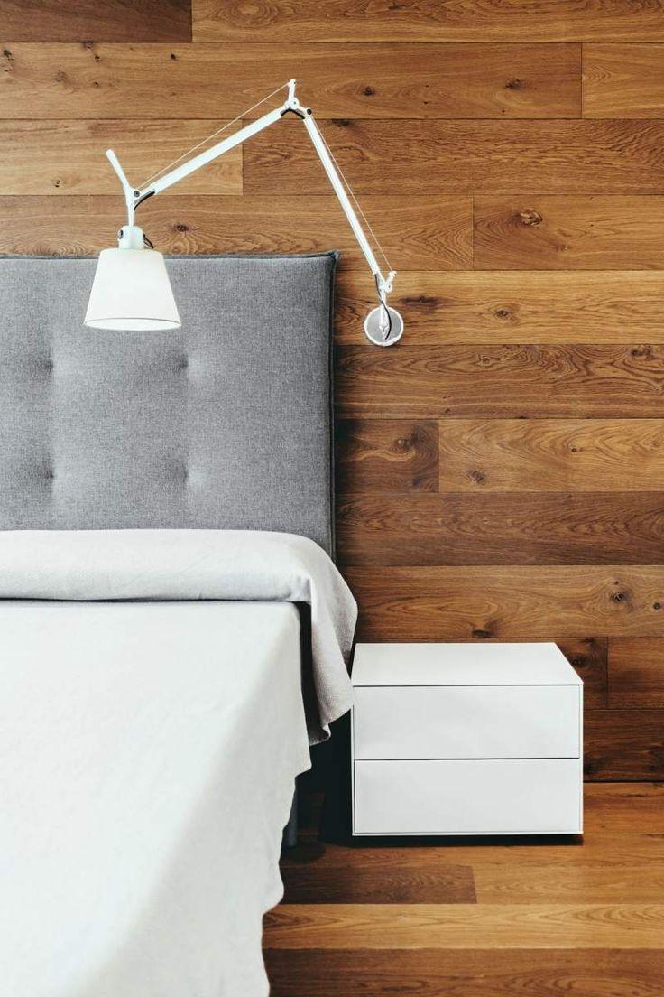 17 meilleures id es propos de chambre avec tables de for Table de chevet murale