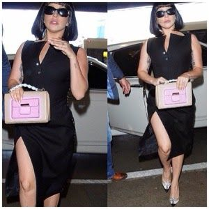 Welcome to Elizabeth Aluko's Blog: Lady Gaga spotted, Looking like a Million Dollars
