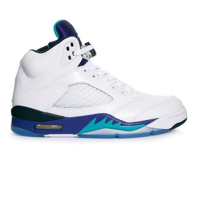 Jordan Air Jordan 5 Grape � Jordans SneakersNike ...