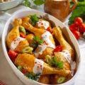 Receptek Lajos Mari konyhájából - Töltött csirkecomb