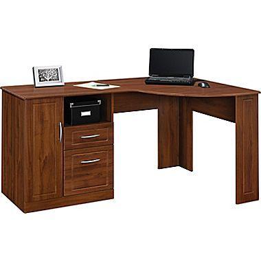 Altra Chadwick Collection Corner Desk Virginia Cherry